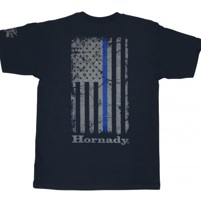 Hornady Thin Blue Line t-shirt