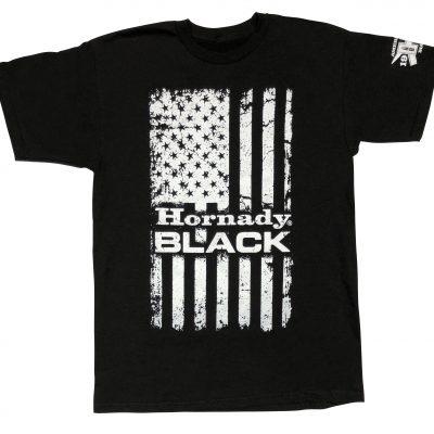 Hornady® Double Black T-shirt for men