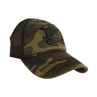 e203e1ac7a4 Hornady® Logo Mesh-Back Cap – Camo Brown